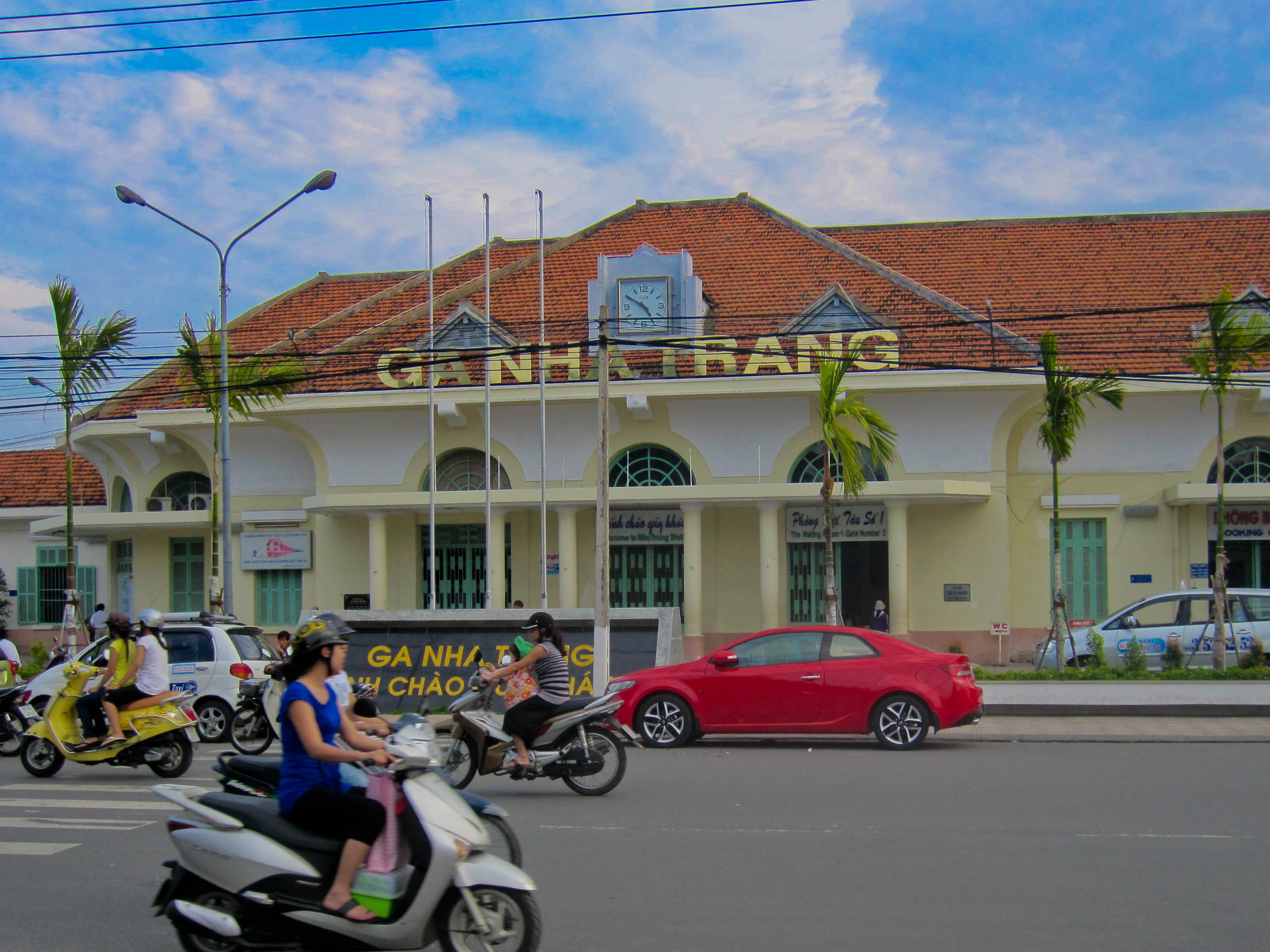 nha trang station Public transit: nha trang travel information for the visitor to the city.